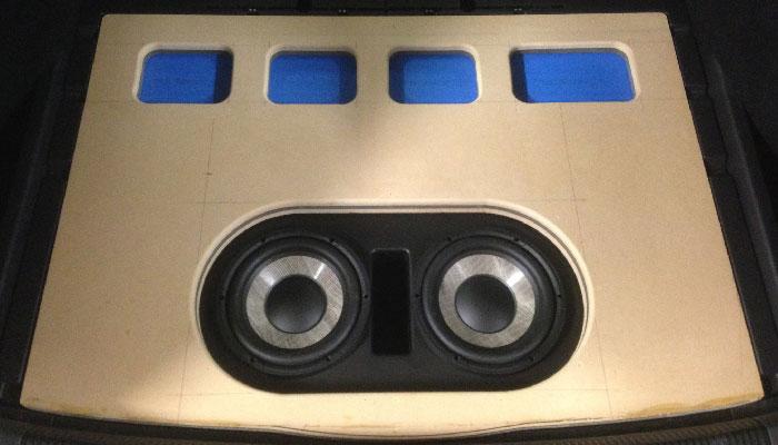 Custom Install and Fabricating