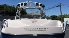 Nautique Super Air Tower Speakers