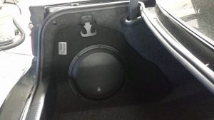 BMW 3-Series Subwoofer