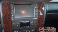 GMC Sierra 2500HD Radio