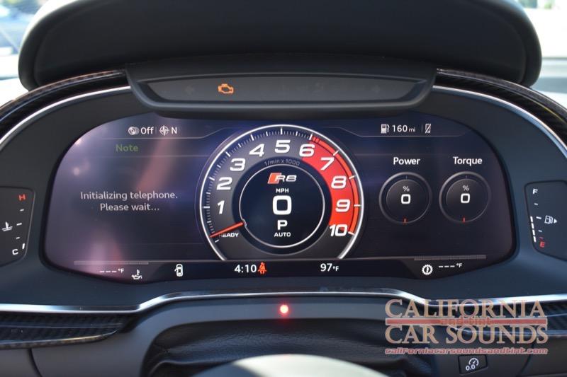Audi R8 Laser