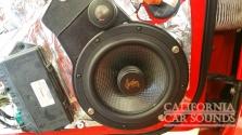 Corvette Speaker