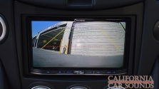 Nissan 370Z Backup Camera