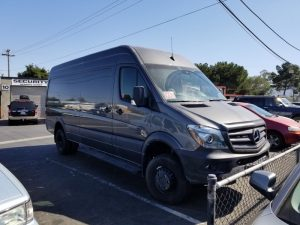 Mercedes-Benz Sprinter Camera System