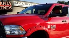 RAM 3500 Safety