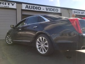 Morgan Hill Client Gets Cadillac XTS-4 Audio Featuring Focal Products