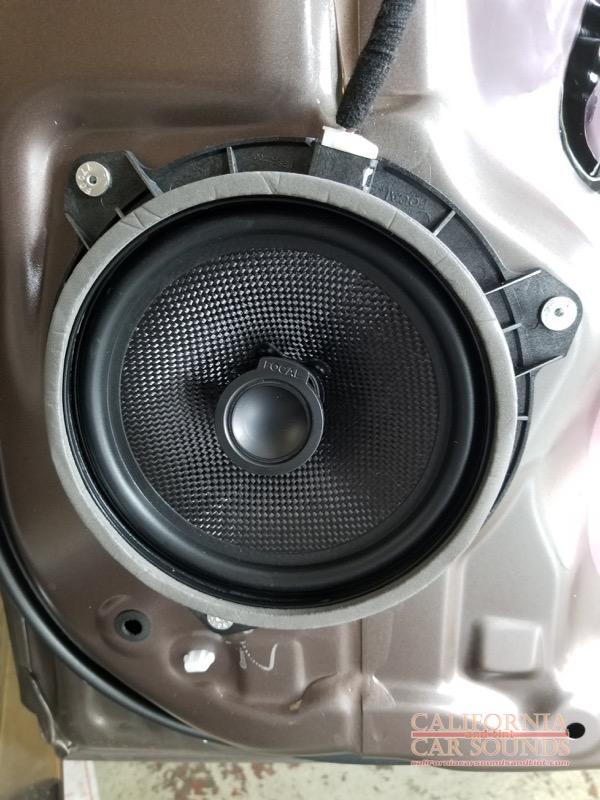 Toyota Prius Audio-1 - California Car Sounds & Tint