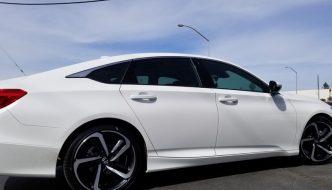 Honda Accord Tinted