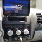 Toyota Tundra Radio