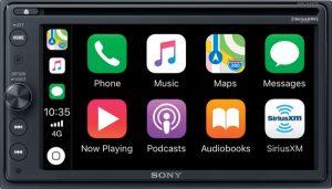 Sony-XAV-AX210SXM
