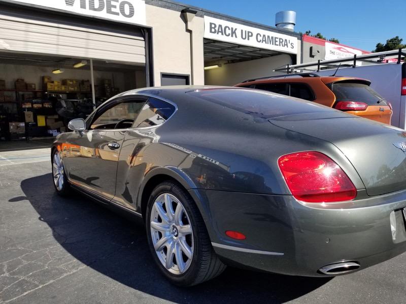 Bentley Radio