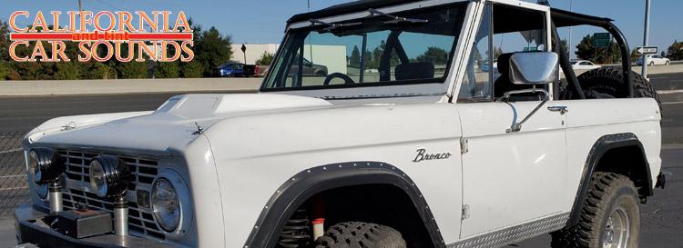 Bronco Stereo