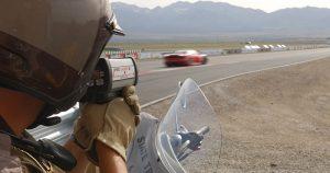 LIDAR Speed Detection
