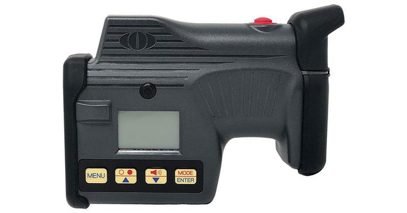 DragonEye Radar Gun