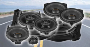 Match Mercedes Benz Speaker Upgrades