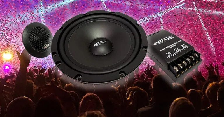 Product Spotlight ARC Audio X2 6.2 Component Speakers