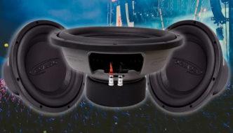 Product Spotlight: ARC Audio X2-Series Car Audio Subwoofers