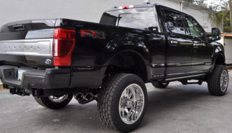 Audio and Convenience Upgrades for Ford Super Duty Trucks