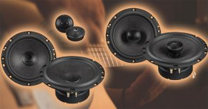 Product Spotlight Helix S Series Component and Coaxial Speaker Sets